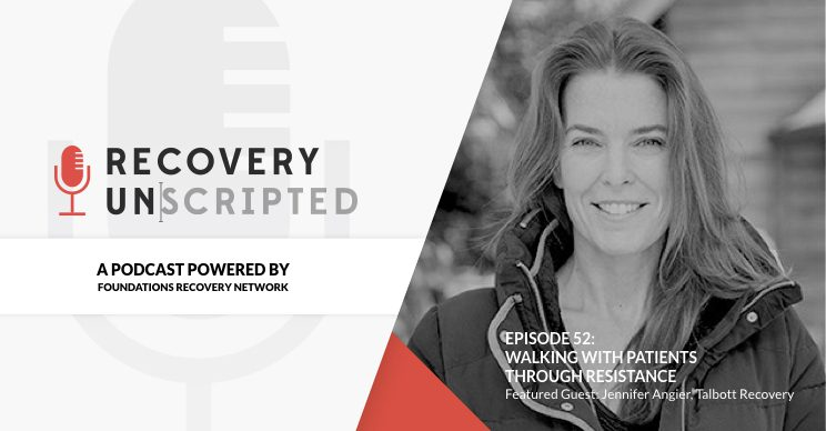 recovery unscripted sits down with talbott recovery CEO and discusses their professional treatment program.