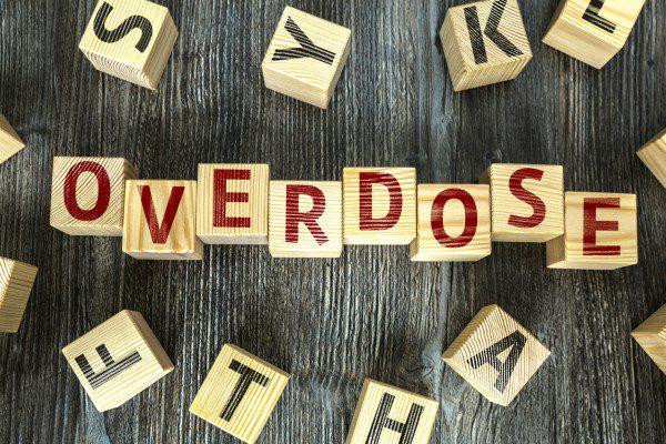 Overdose alphabet blocks