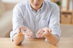 Dangers of Using Stimulants and Depressants Together - Black