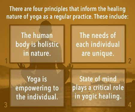 healing nature of yoga
